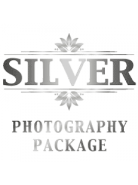 Silver Wedding Photography Package
